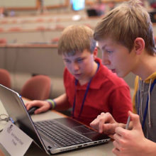 New Hampshire Cyber Robotics Coding Competition