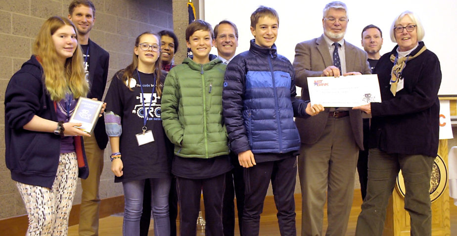 New Hampshire Cyber Robotics Coding Competition Winners Announced