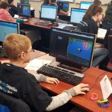 New Hampshire Cyber Robotics Coding Competition